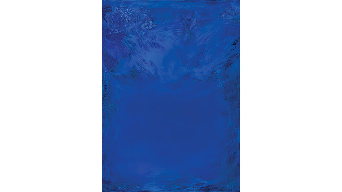 """Phillip George, """"Trace Tidal Shift 3,"""" 2021, C-type colour print mounted onto Alu-Panel, 175 x 125 cm,  courtesy the artist"""