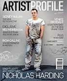 Issue 1 Artist Profile magazine